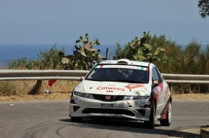 IRC Targa Florio-Rally Internazionale Di Sicilia 14-16 June 2012