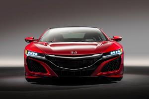 New Honda NSX