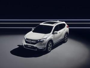 Honda CR-V Hybrid Prototype 1