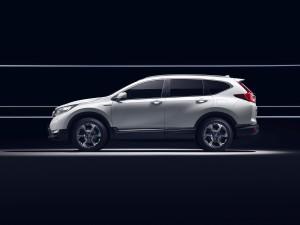 Honda CR-V Hybrid Prototype 3