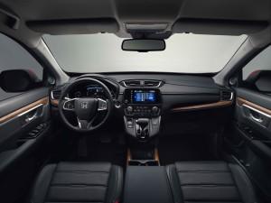 CR-V 2018 interior