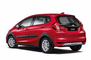 Honda Jazz X-ROAD1